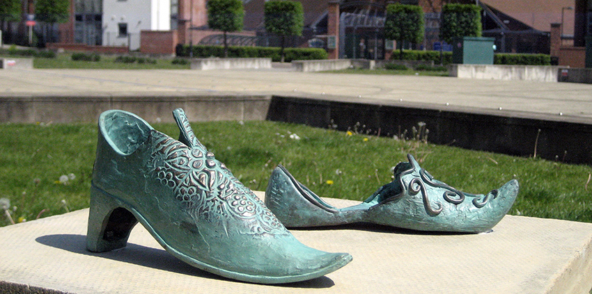 shoe-sculptures